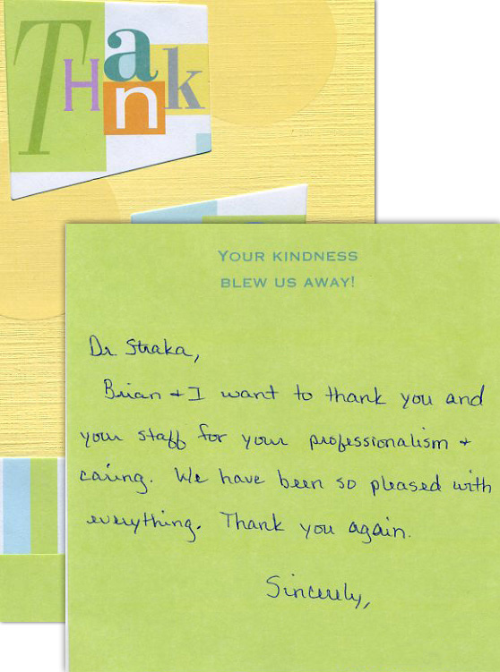 Thank you again - Thank You Card