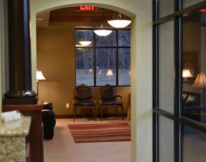 Office Entry Way Front Door