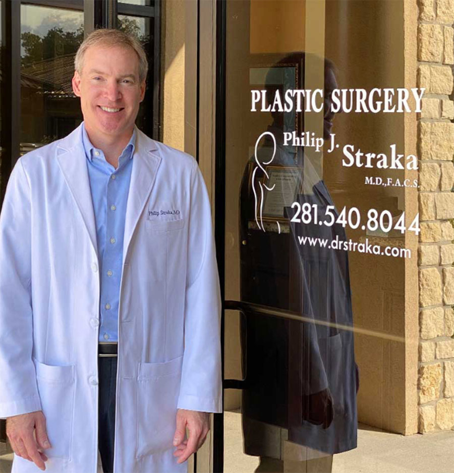 Board Certified Plastic Surgeon, Dr. Straka